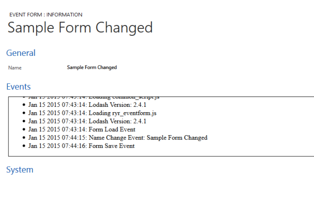 An alternative approach to loading form scripts in Dynamics CRM