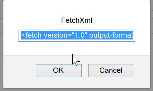 FetchXml