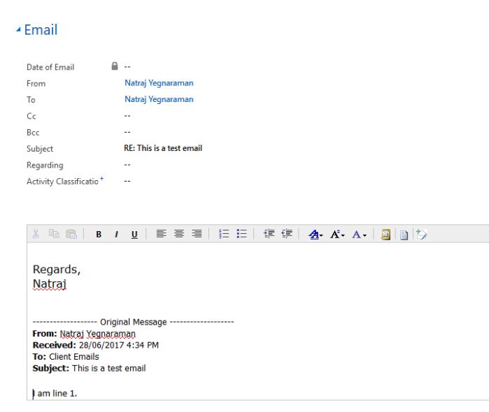 Email Signature div id signature exists