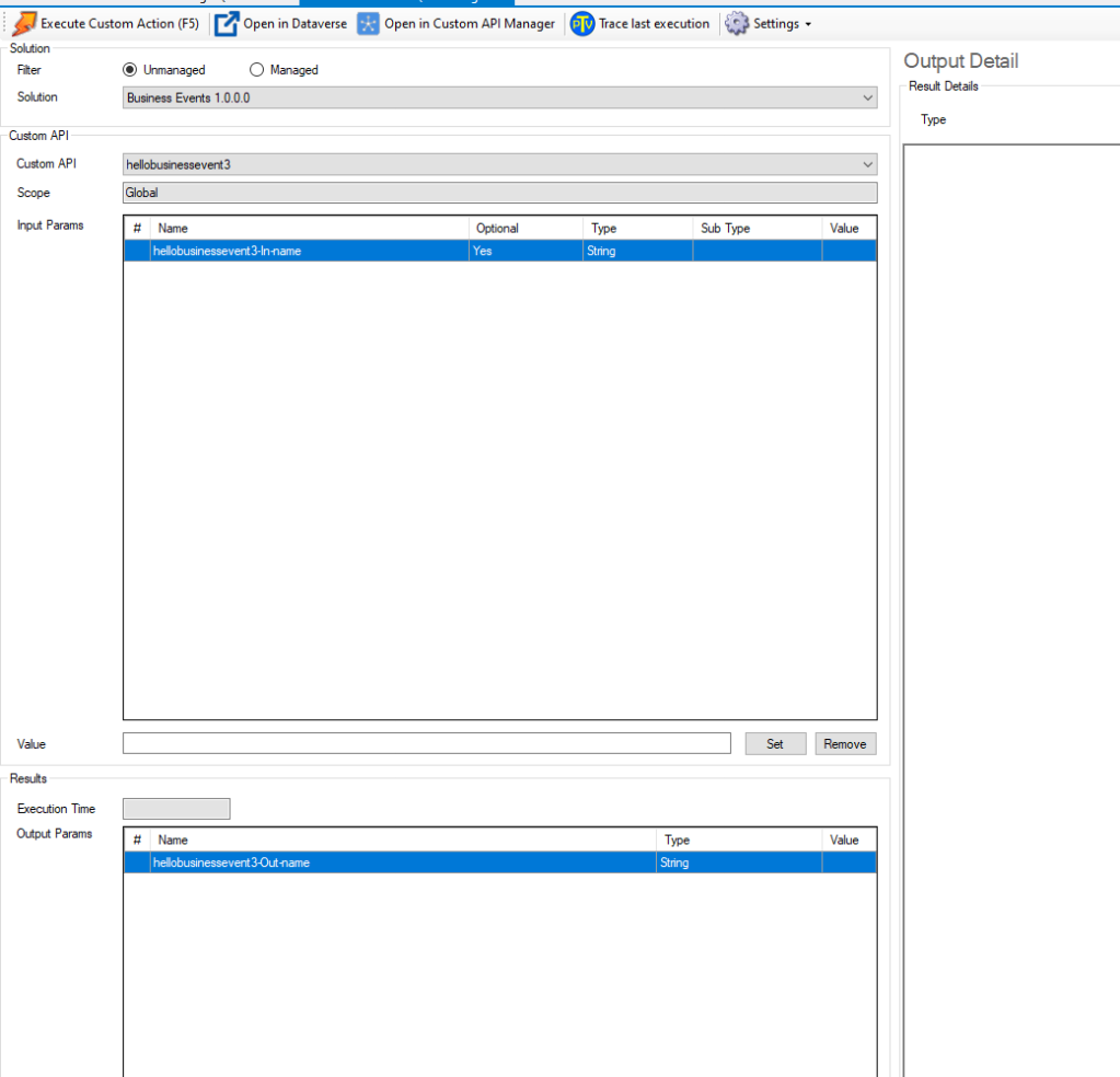 Custom API Tester tool